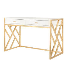 White Lacquer Sofa Table by The Well Appointed House Luxuries For The Home The Well