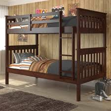 Donco Bunk Bed Donco Mission Bunk Bed Free Shipping Today