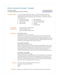 how to write a cover letter for kitchen assistant how to
