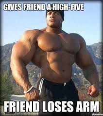 Buff Guy Meme - 50 most funny muscle pictures that make you laugh every time