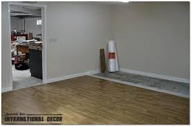decoration in laminate flooring on concrete did i install underlay