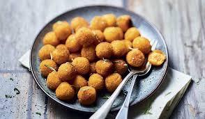 cuisine patate douce pommes noisettes à la patate douce surgelés les légumes picard