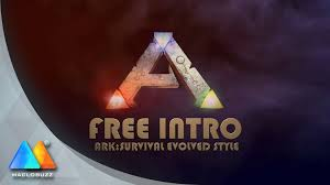 ark survival evolved style intro free template sony vegas pro