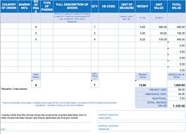 free excel invoice templates smartsheet template macro comme saneme