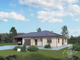 single storey house project with a garage rasa nps houseproject