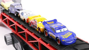 disney cars3 toys lightning mcqueen cruz ramirez die cast car
