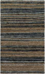Natural Fiber Area Rugs by Jaipur Rugs Naturals Solid Pattern Taupe Tan Sisal Area Rug Nas04