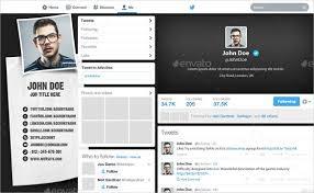 21 twitter backgrounds u2013 free eps ai illustrator format