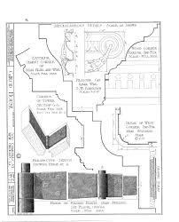 white house floor plan west wing the collins c diboll vieux carré survey property info