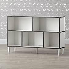 Steel Frame Bookcase 5 Layer Steel Book Display Shelf For Bookshopdisplay Bookshelves