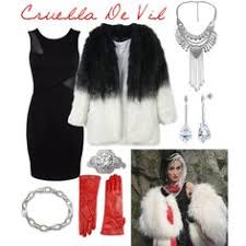 Cruella Vil Halloween Costumes Cruella Vil Halloween Costume Costumes