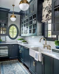 kitchen cabinets top trim painting crown molding to match cabinets an exle in
