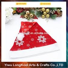 white santa hats white santa hats suppliers and manufacturers at