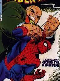 kingpin character comic vine