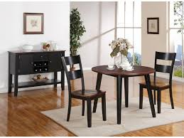 Drop Leaf Table And Chairs Holland House 8202 3 Piece Dining Set With Drop Leaf Table Royal