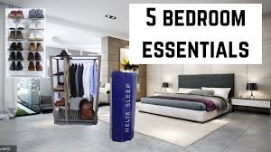 5 Bedroom 5 Bedroom Essentials To Upgrade Your Room Youtube