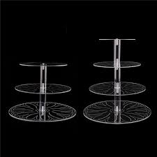 online get cheap 3 tier cake and cupcake stand aliexpress com