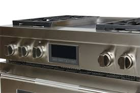 Jenn Air 36 Gas Cooktop Jenn Air Jdrp536wp 36 Inch Dual Fuel Range Reviewed Com Ovens