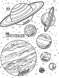 free printable planet coloring pages jos gandos and coloring pages