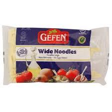 gefen kosher gefen gluten free wide noodles 9 oz kosher for passover