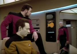 Riker Chair 9 Insane Background Details You Never Noticed On Star Trek