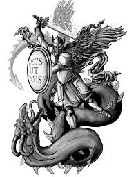 16 saint michael archangel tattoo designs 40 st jude tattoo