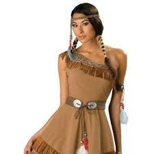 Womens Pocahontas Halloween Costumes Police Costume Traffic Costume Dear Deer Fashion