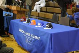College National Letter Of Intent College Recruiting