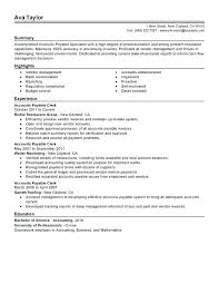 curriculum vitae format 2013 resume account receivable resume
