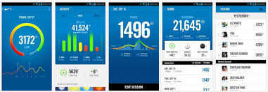 fitness tracker app for android nike fuelband app for android