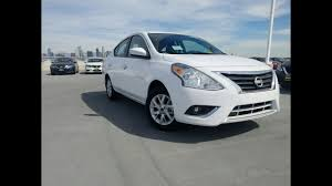 nissan versa dimensions 2017 2017 nissan versa sv special edition youtube