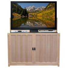 tv stand 10 modern tv lift cabinet with motorized lift full