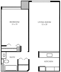 1 bedroom senior apartment u2013 saint therese