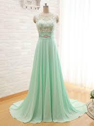 mint lace bridesmaid dresses mint lace chiffon bridesmaid dresses scoop floor length