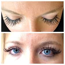 glamour lash extensions 90 100 lashes per eye yelp