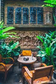 Tree Faces Garden Art Escape The Crowds At Chiang Mai U0027s Terracotta Garden Art Gallery