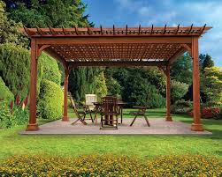 Custom Gazebo Kits by Iowa Pergolas Amish Country Gazebos