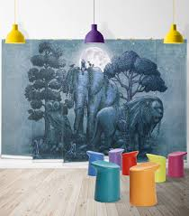 childrens bedroom wall murals milton king usa midnight in the stone garden wall mural muffin mani