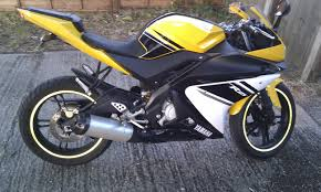 motorbike for sale yamaha yzf r125 u2013 50th anniversary special