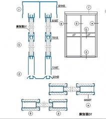 architectural symbols for floor plans floor plan symbols door therobotechpage