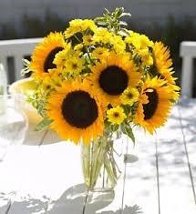 sunflower arrangements sunflowers carithers flowers