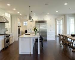 kitchen and dining room kitchen dining rooms combined modern