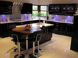 cuisine noir table de cuisine noir granit noir absolu nero