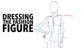 tutorial dressing the fashion figure for beginners youtube