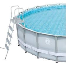 Cheap Swimming Pools At Walmart Amazon Com Coleman 22 X52 Power Steel Frame Above Ground