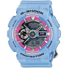 light blue g shock watch qoo10 casio g shock s series floral patterns light blue
