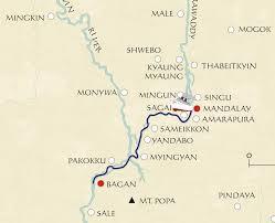 Irrawaddy River Map Mgrg Express Home