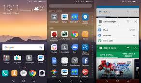 huawei designs app emui 5 1 die software des huawei p10 giga