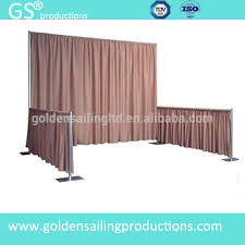 Pipe And Drape System For Sale Fashion Ceiling Drape Fabric Pipe And Drape System For Wedding