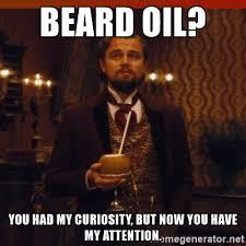 Oil Meme - learn how to make beard oil using simple diy beard oil recipes naba